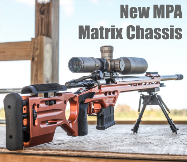 MPA masterpiece arms precison PRS stock Matrix