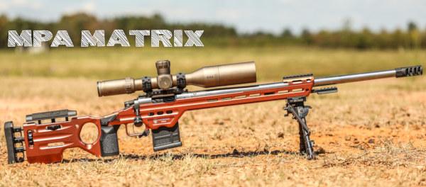 MPA masterpiece arms precison PRS stock Matrix