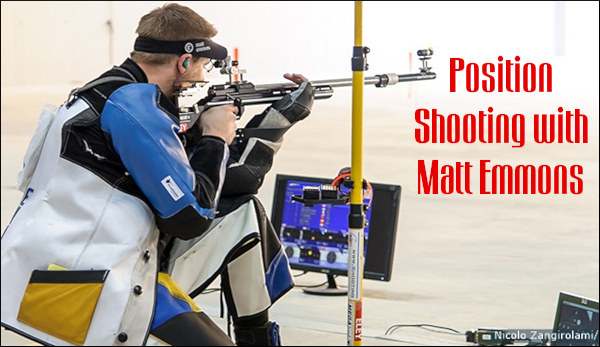 Matt Emmons three-position 3P shooting Olympics Gold medal