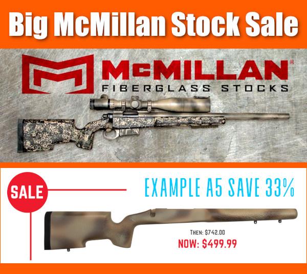 McMillan Stock Sale