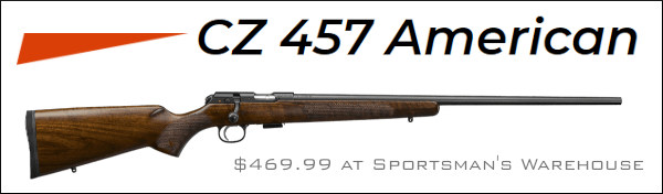 CZ 457 MDT Chassis NRL22 tactical PRS