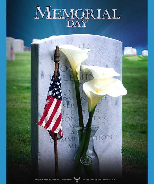 Memorial Day Quote Remembrance Holiday Soldier Veteran grave remember