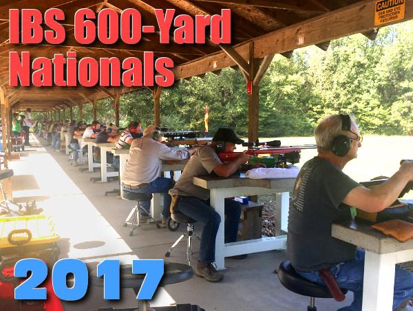 IBS 600 Yard nationals benchrest Memphis Range wind 6mmBR 6BR