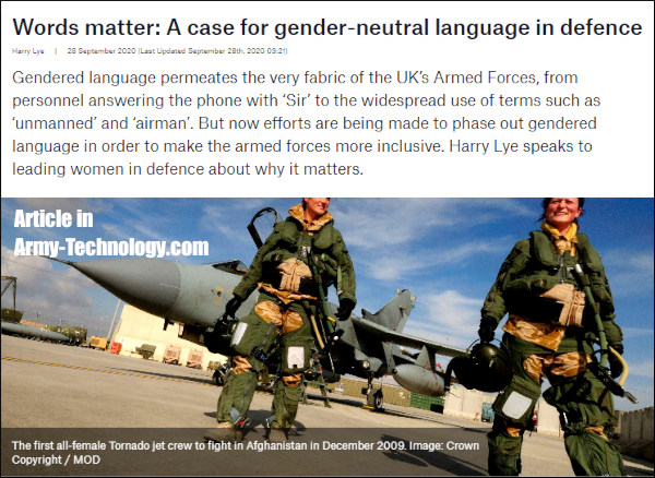 joe biden military language gender neutral racism systematic racism