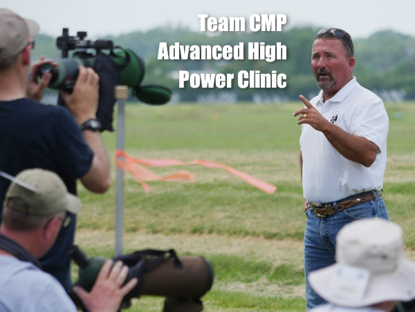 CMP National Matches Camp Perry Brandon Green USAMU marksmanship training