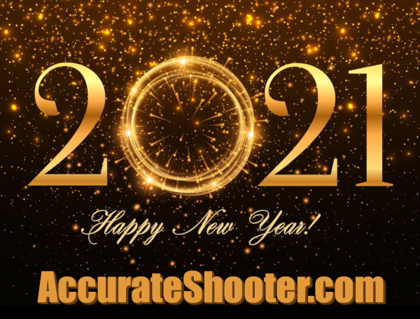 AccurateShooter.com Forum New Year 2019 donation