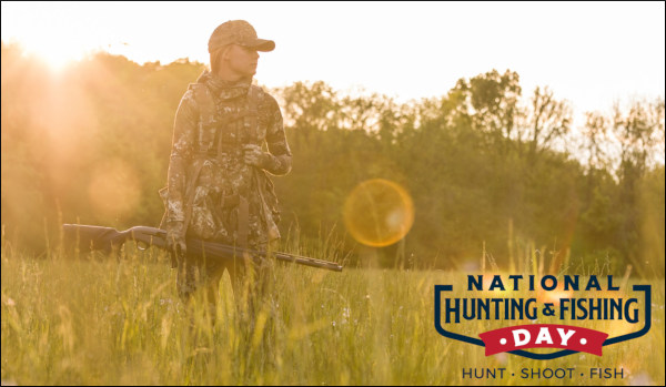 2021 National Hunting Fishing Day license where to hunt