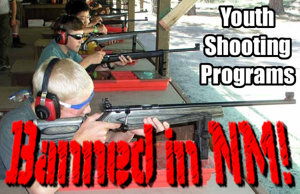 New Mexico Sedillo Lopez youth firearms training SB 224