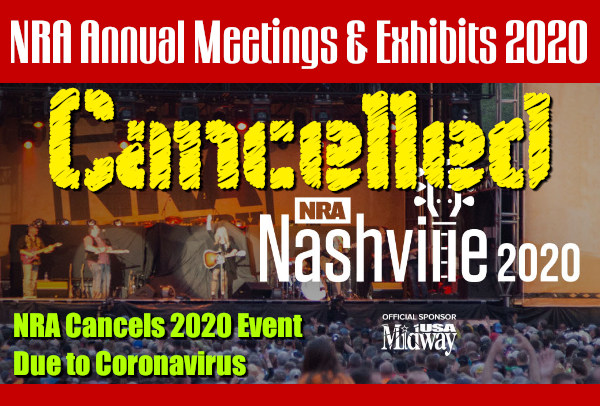 NRA Annual Meetings exhibits nashville tennessee tn cancellation cancel