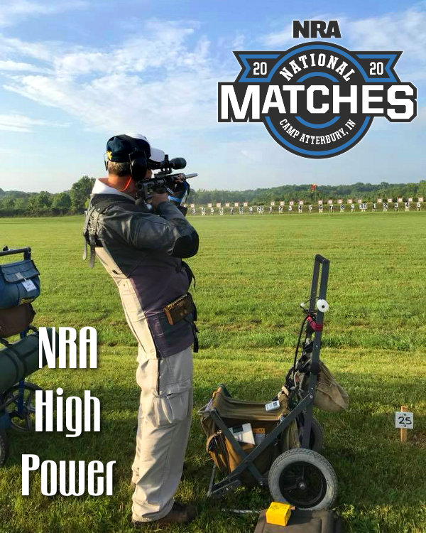 NRA Competition center Camp Atterbury 2020 Shooting Sports USA