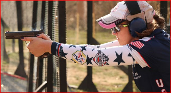 NRAwomen.com website NRA lady shooter hunting