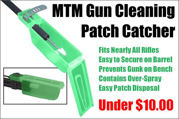 MTM patch catcher