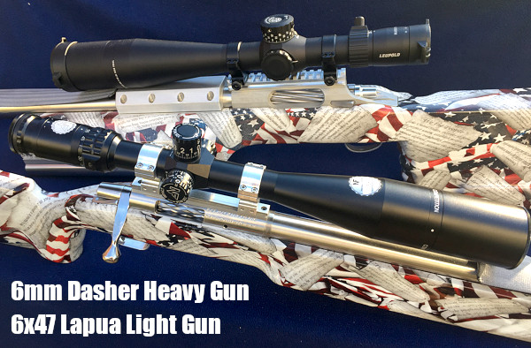 Original Pennsyvlanvia 1000 Yard Club Williamsport Andrew Any Murtagh 1K Heavy Gun Light Gun 6mm Dasher 6x47 Lapua