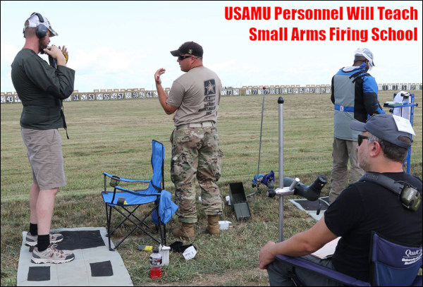 camp perry 2-2021 high power highpower SAFS USAMU training clinic