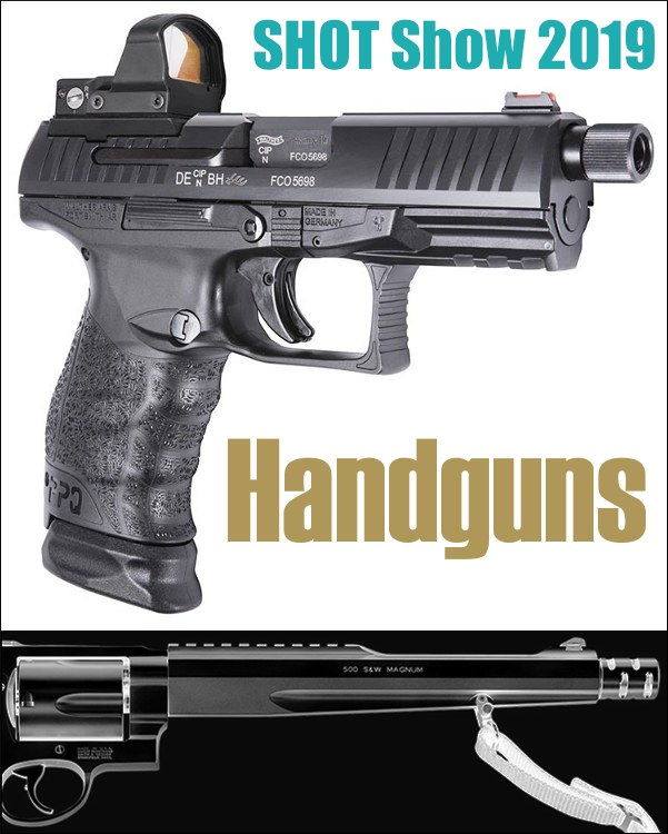 SHOT Show 2019 pistol Handgun ccw subcompact 1911 handgun