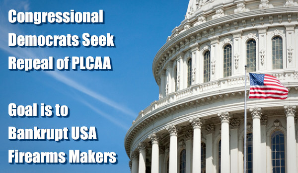 PLCAA Congress Senate Protection Lawful Commerce Repeal Gun Violence Act