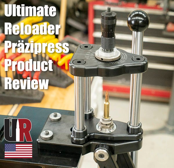 Prazipress cnc reloading single stage press Gavin Gear Ultimate Reloader YouTube