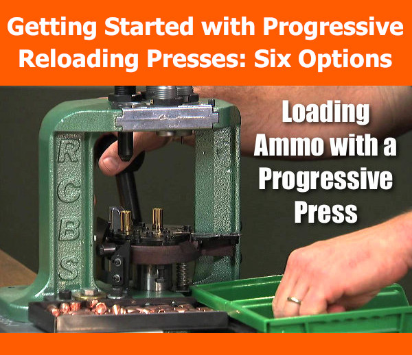 ultimate reloading progressive press review dillon Mark 7 rcbs lee hornady