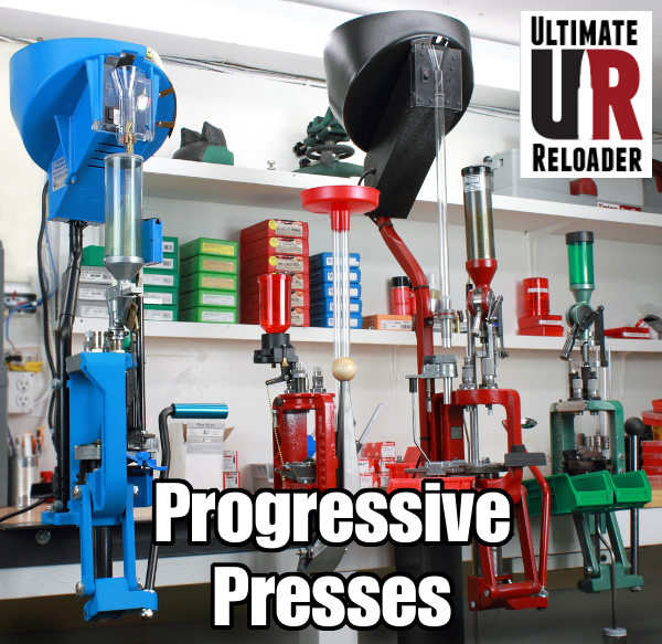 Progressive press reloading ultimate reloader USAMU