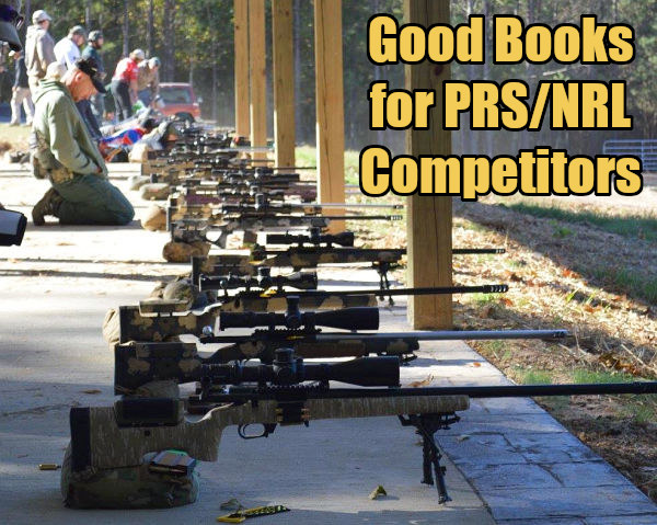 PRS NRL precision rifle training book print resource manual gun handling instruction