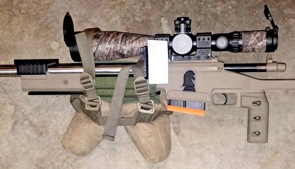 PRS NRL precision rifle showcase GAP Defiance 6mm Creedmoor Manners stocks