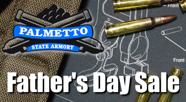 Palmetto State Armory Father's day sale