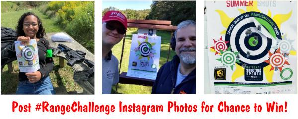 Autumn Range Challenge instagram contest