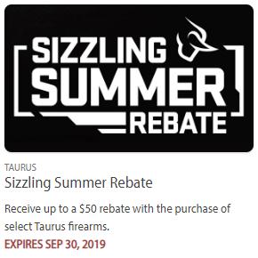 Taurus pistol 22 revolver rebate discount