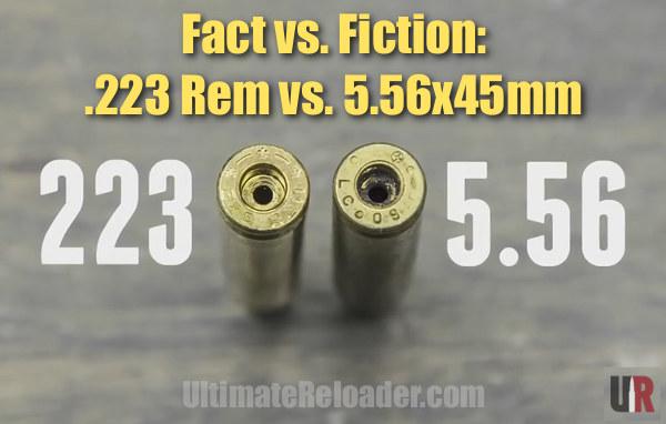 .223 Rem Remington 5.56 SAAMI CIP 5.56x45 5.56x45mm NATO cartridge ammo pressure test luckygunner ultimatereloader Gavin Gear