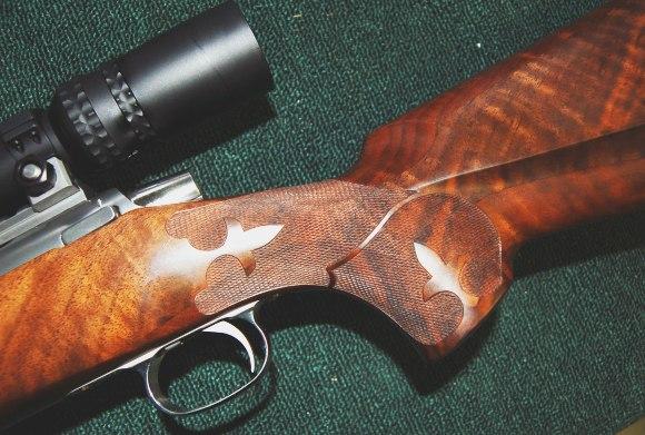 30-338 Franklin custom rifle
