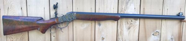 CPA Stevens rimfire lever action set trigger .22 LR