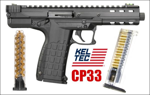 rimfire steel challenge kel-tec cp33