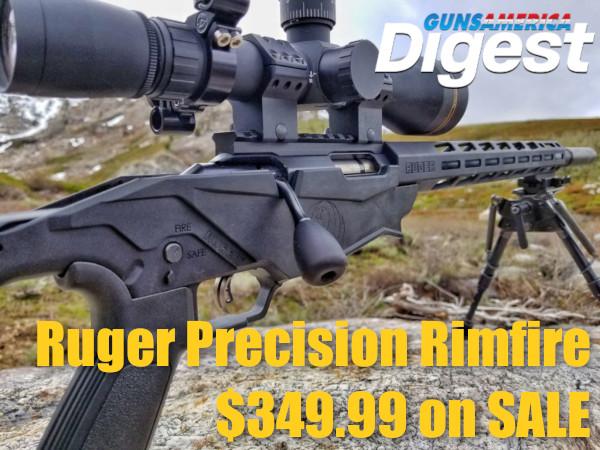 Ruger Precision Rimfire Palmetto Armory discount Sale