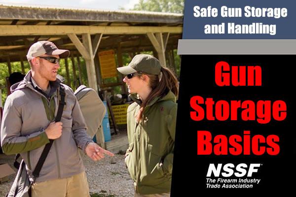 NSSF resources quiz new firearm gun owner