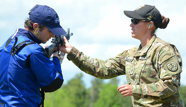 SSG Amanda Elsenboss USAMU NRA National Long Range Championship