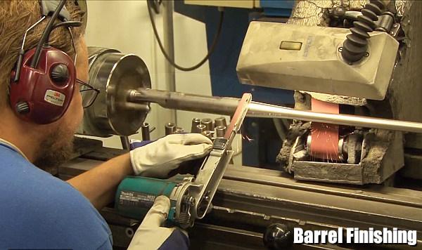 Sako Tikka Factory tour video carbon fiber hunting stock rifle Finland