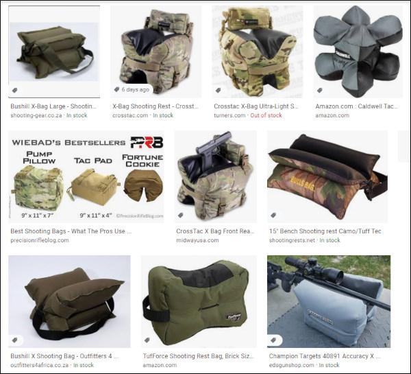 21st Century Sand bag filler tool F-Class John