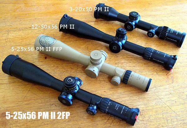 Schmidt Bender 5-25x56mm Second Focal Plane MOA riflescope scope Rifleshooter field text box gear review