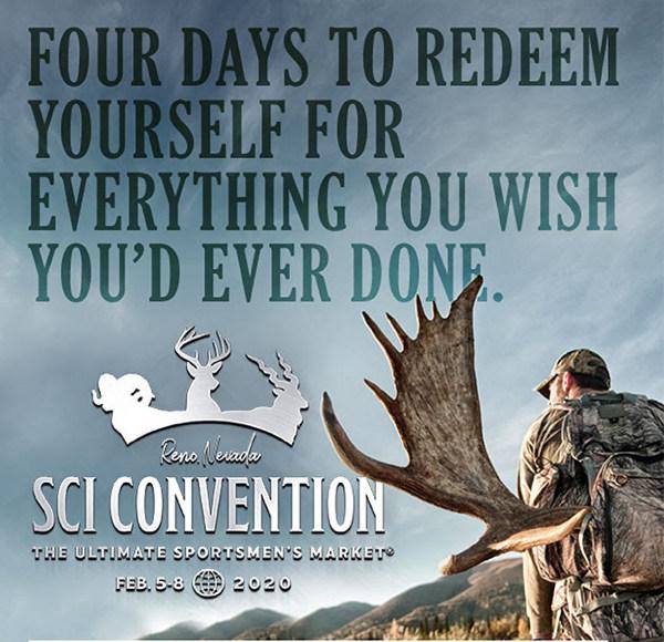 Safari Club International Convention Reno Nevada NV