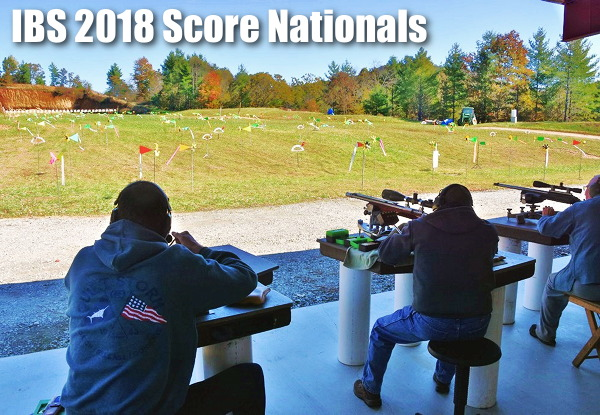 IBS Score Nationals North Carolina 2018