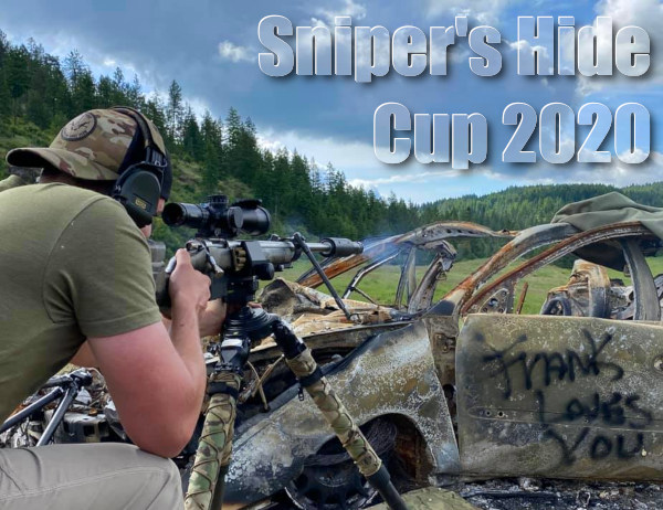 Sniper's Hide Cup colville washington frank galli facebook