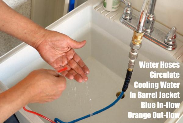 Shiraz Balolia Grizzly Fire-forming railgun water cooled barrel
