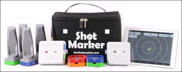 Adam McDonald Shotmarker sensor wires