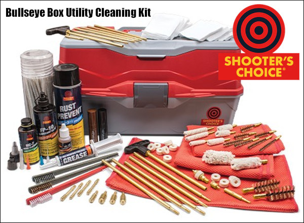 shooters choice bullseye box cleaning kit