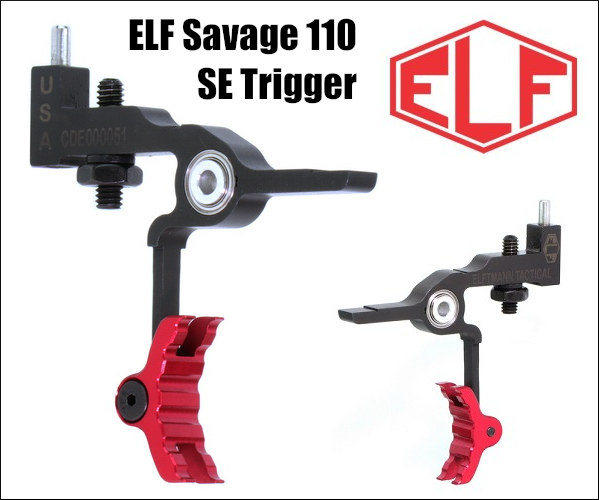 elf elftmann savage trigger