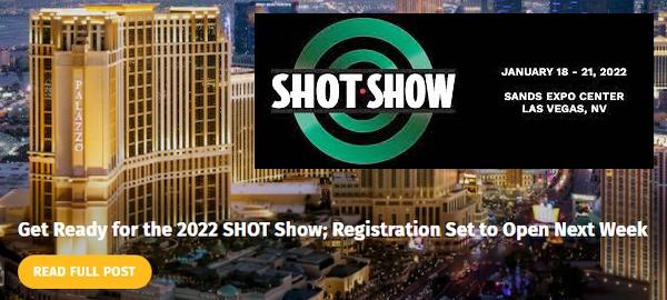 SHOT Show 2022 full post registration