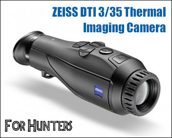 Zeiss Sports Optics DTI 3/37 thermal imaging camera optic device