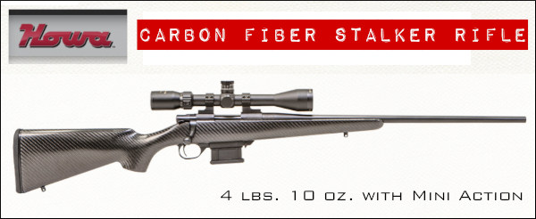 howa carbon fiber stalker rifle stocky's stocks