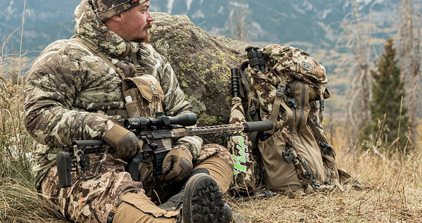 Sig Sauer cross hunting PRS precision rifle 3-lug