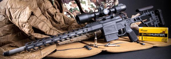 SIG SAUER Cross Rifle ammunition hunter games
